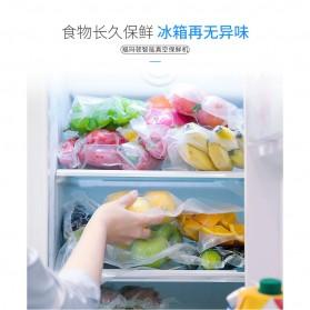 FUMADUN Pompa Vacuum Sealer Air Sealing Food Packing Preservation - F001 - Black - 7