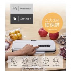 XinBaoLong Pompa Vacuum Sealer Air Sealing Food Packing Preservation - QH-12 - Black - 2