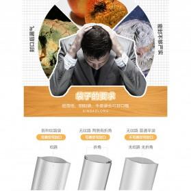 XinBaoLong Pompa Vacuum Sealer Air Sealing Food Packing Preservation - QH-12 - Black - 7