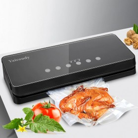 Luxx Pompa Vacuum Sealer Makanan Portable Food Packing Machine - A1918 - Black