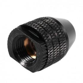 Xzante Mata Bor Drill Chuck Bit Quick Change 0.3-3.5mm - 503803 - Black Gold - 6