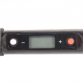 SumSour Electric Solder LCD Soldering Iron 80W 220V - 908S - Black - 7