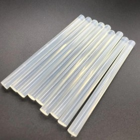 BongKim Refill Isi Pistol Lem Tembak Hot Melt Glue Stick 11 x 218 mm - JBY-10 - Transparent - 5