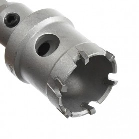 Versery Mata Bor Hole Saw Drill Bit Carbide Cobalt Steel 30mm - WJ-651 - Silver - 3