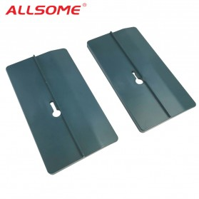 Allsome Alat Bantu Pemasangan Kayu Plasterboard Fixing Tool 2PCS - HT2698 - Green