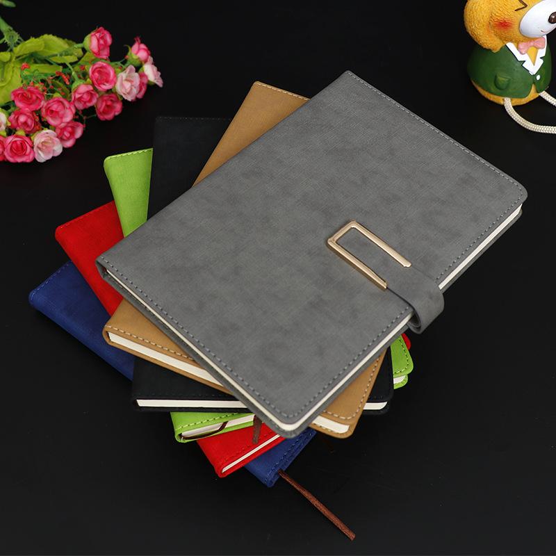 LemonBest Work Notebook A5 Leather Cover - JSK
