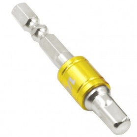 JIGONG Mata Obeng Elektrik Adapter Extension Drill Bits Hex Shank 1/4 3/8 1/2 3 PCS - LK006 - Multi-Color - 2