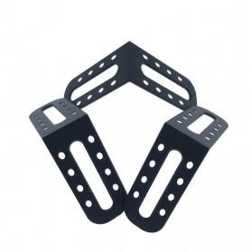OIZONLIFE Alat Leveling Sudut Keramik Angle Leveling Tile Tool 25PCS - GX16 - Black - 4