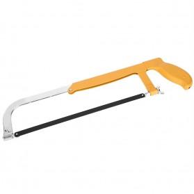WALFRONT Gergaji Tangan Multifungsi Pemotong Kayu Besi Electroplated Saw - KT-2209 - Yellow - 2