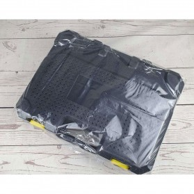 NANWEI Kunci Pas Listrik Cordless Lithium Battery Rechargeable - 398tV - Black - 12
