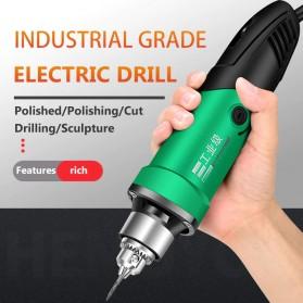 Wan Sheng Da Bor Listrik Polishing Engraver Grinder Electric Drill 500W - WG01 - Green