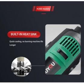 Wan Sheng Da Bor Listrik Polishing Engraver Grinder Electric Drill 500W - WG01 - Green - 10