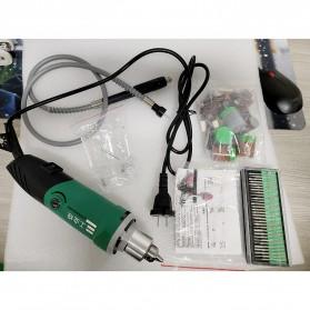 Wan Sheng Da Bor Listrik Polishing Engraver Grinder Electric Drill 500W - WG01 - Green - 11