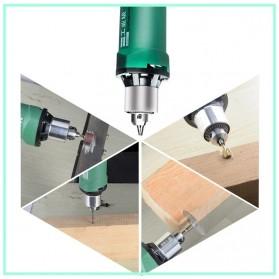 Wan Sheng Da Bor Listrik Polishing Engraver Grinder Electric Drill 500W - WG01 - Green - 3