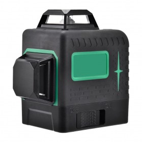 VAHIGCY Mesin Self Leveling 12 Line Laser 3D High-precision - HZ9 - Green