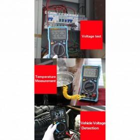 ZOYI Digital Multimeter Voltage Tester - ZT-M1 - Black - 4