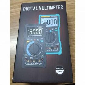 ZOYI Digital Multimeter Voltage Tester - ZT-M1 - Black - 7