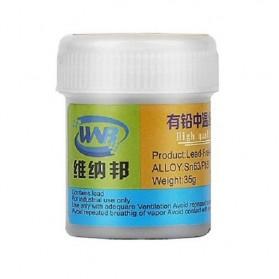 WNB Soldering Paste Flux Liquid Welding Tin Melting Point 183 Degree 35g - WN183 - White