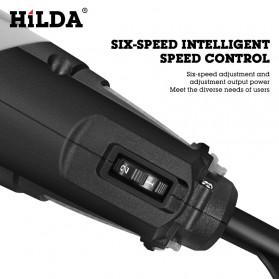Hilda Bor Listrik Polishing Engraver Grinder Electric Drill 400W - MD400 - 4
