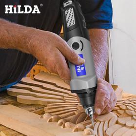 Hilda Bor Listrik Polishing Engraver Grinder Electric Drill 400W - MD400 - 7