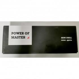 Hilda Bor Listrik Polishing Engraver Grinder Electric Drill 400W - MD400 - 10