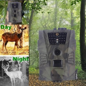 Outlife Kamera Hunting Trail Camera Night Vision 940nm 1080P - HT-001 - Camouflage