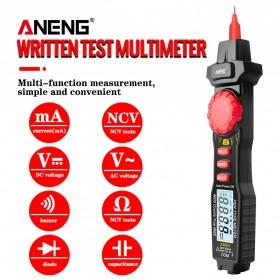 ANENG Digital Multimeter Voltage Tester Pen - A3004 - Black