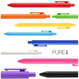 KACO PURE Candy Gel Pen Pena Pulpen Bolpoin 0.5mm 20 PCS (Colorful Ink) - Mix Color - 2