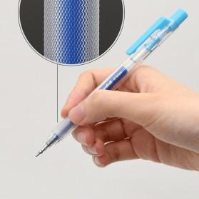 KACO TURBO Gel Pen Pena Pulpen Bolpoin 0.5mm 10 PCS - K5 (Black Ink) - Black - 5