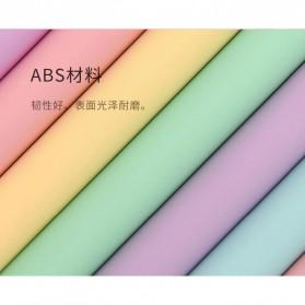 KACO PURE Vintage Gel Pen Pena Pulpen Bolpoin 0.5mm 5 PCS - K1015(Colorful Ink) - Mix Color - 9