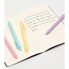 KACO PURE Morandi I Gel Pen Pena Pulpen Bolpoin 0.5mm 5 PCS (Colorful Ink) - Mix Color - 11