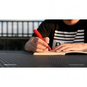 KACO SKY Rollerball Gel Pen Pena Pulpen Bolpoin 0.5mm 1 PCS (Black Ink) - Black - 17
