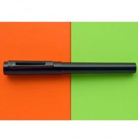 KACO SKY Rollerball Gel Pen Pena Pulpen Bolpoin 0.5mm 1 PCS (Black Ink) - Black - 2