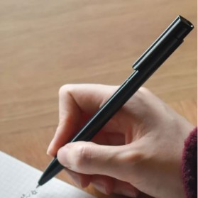 KACO BRIDGE Gel Pen Pena Pulpen Bolpoin 0.5mm 10 PCS (Black Ink) - Black - 2