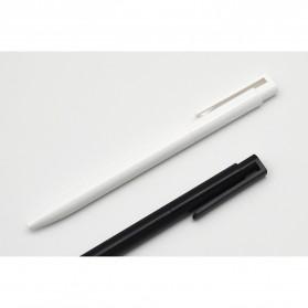 KACO BRIDGE Gel Pen Pena Pulpen Bolpoin 0.5mm 10 PCS (Black Ink) - Black - 4