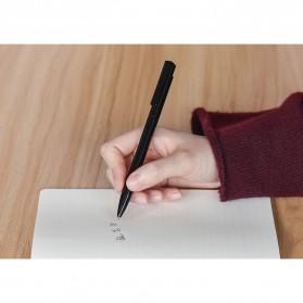 KACO BRIDGE Gel Pen Pena Pulpen Bolpoin 0.5mm 10 PCS (Black Ink) - Black - 7