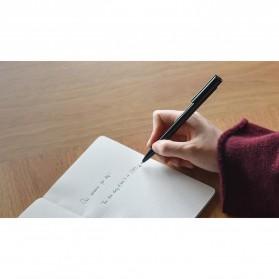 KACO BRIDGE Gel Pen Pena Pulpen Bolpoin 0.5mm 10 PCS (Black Ink) - Black - 8