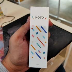 HOTO Refill Isi Pistol Lem Tembak Hot Melt Glue Stick 125 mm 20 PCS - QWRJB001 - Mix Color - 7