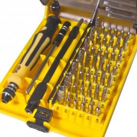 Jackly 45 in 1 Precision Screwdriver Professional Repair Tool Kit - JK-6089C - 4