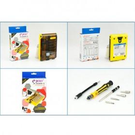 Jackly 45 in 1 Precision Screwdriver Professional Repair Tool Kit - JK-6089C - 6
