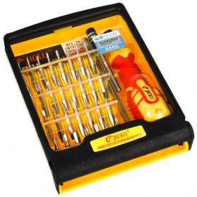 Jackly 33 in 1 Precision Screwdriver Professional Repair Tool Kit - JK-6032B - 2