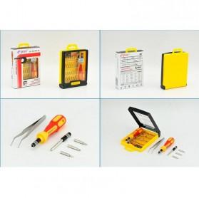Jackly 33 in 1 Precision Screwdriver Professional Repair Tool Kit - JK-6032B - 3