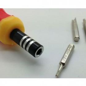 Jackly 31 in 1 Precision Screwdriver Professional Repair Tool Kit - JK-6036A - 4
