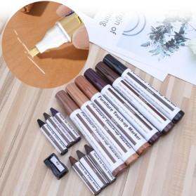 Yongli Set Spidol Pewarna Kayu Wood Repair Sticks Marker 6PCS - YL228 - Mix Color