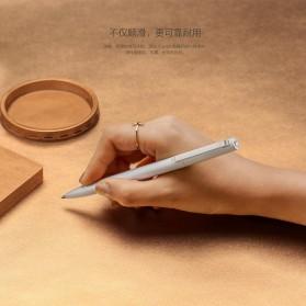 Xiaomi Mi Jia Metal Signature Pen Pulpen (Original) - Silver - 4