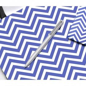 Xiaomi Mi Jia Metal Signature Pen Pulpen (Original) - Silver - 6
