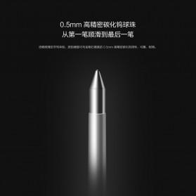 Xiaomi Mi Pen Refill Tinta Pulpen Metal Signature - 3 PCS - MJJSBX01XM - White - 3
