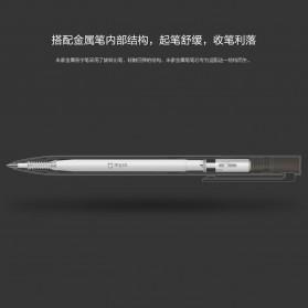 Xiaomi Mi Pen Refill Tinta Pulpen Metal Signature - 3 PCS - MJJSBX01XM - White - 4