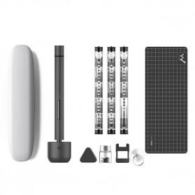 Xiaomi Wowstick Obeng Elektrik Lithium Precision Screwdriver - 1F Plus - Silver - 3