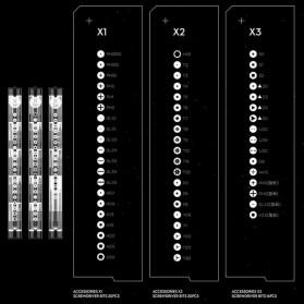 Xiaomi Wowstick Obeng Elektrik Lithium Precision Screwdriver - 1F Plus - Silver - 6